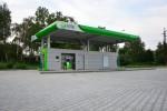 Krampitz tank container petrol station praha